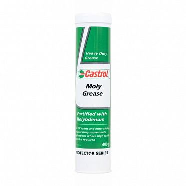 Пластичные смазки CASTROL Moly Grease (0.4кг)