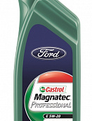 Моторное масло Castrol Magnatec Professional E 5W-20 FORD (1л)