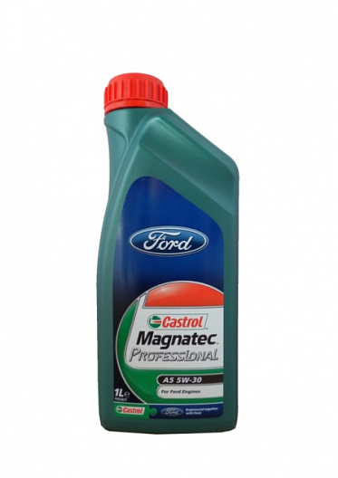 Моторное масло Castrol Magnatec Professional A5 5W-30 FORD (1л)